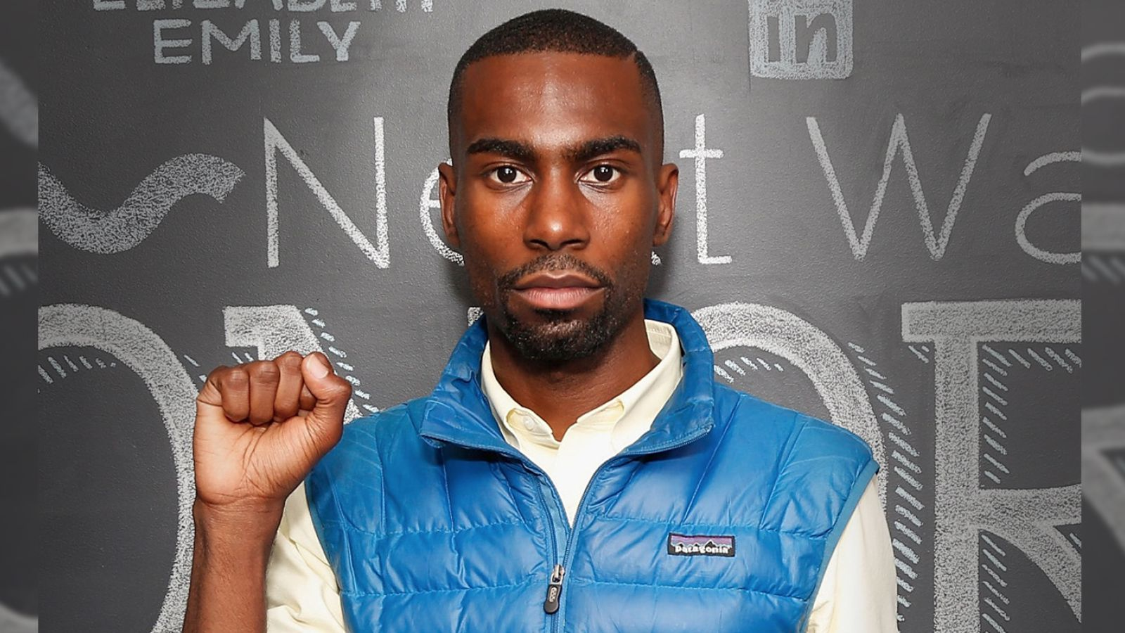 Image result for DeRay Mckesson