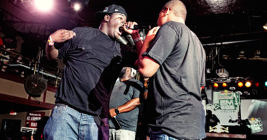 The Emergence of Battle Rap