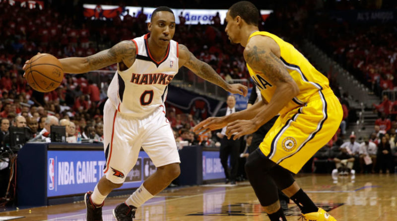 Jeff Teague Traded to His Hometown Indiana Pacers