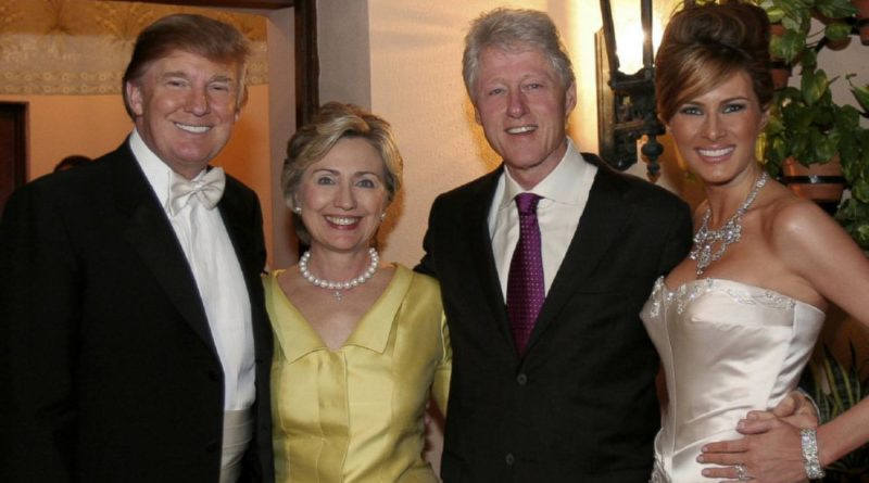 "Hillary Clinton On Why She Attended Trump's Wedding, ""I Thought It Would Be Fun"""