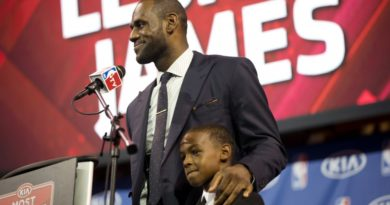 "LeBron James on Police Killings and Being a Black Parent, ""It's a Scary A** Situation"""